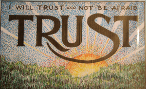christian youth topic-trust